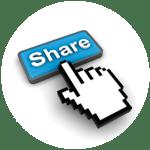Facilidade no compartilhamento