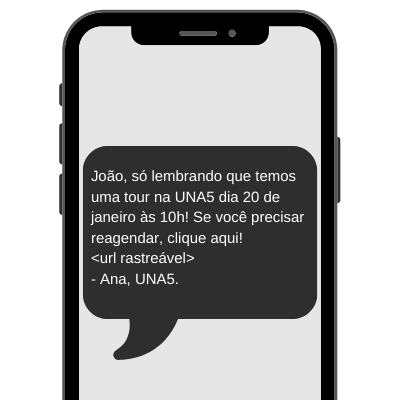 SMS para universidades na prática