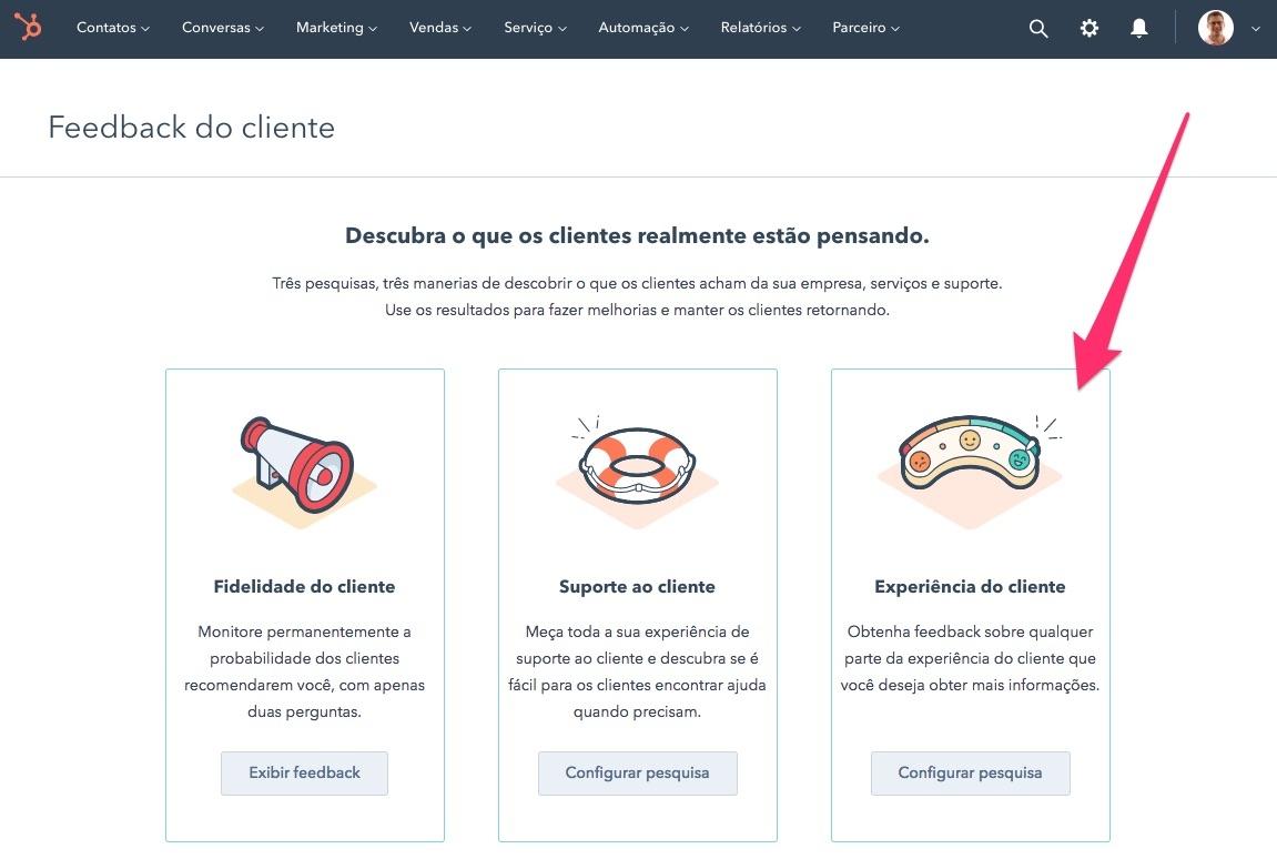 pesquisas-de-experiencia-do-cliente-na-ferramenta-de-feedback-do-cliente-no-hubspot-service-hub