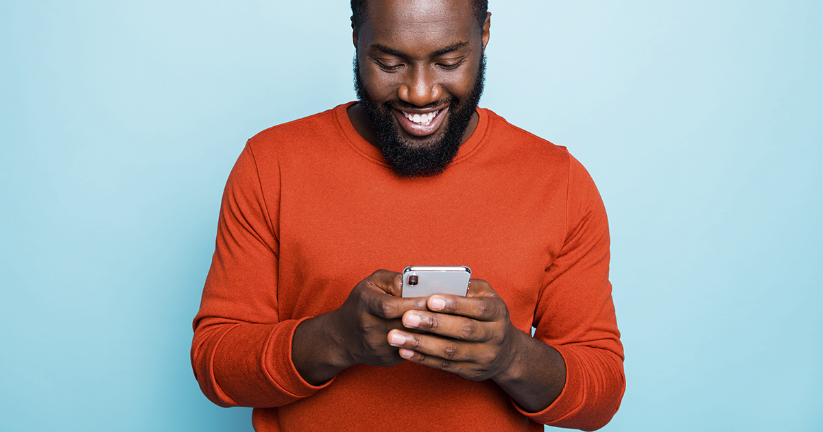SMS ecommerce